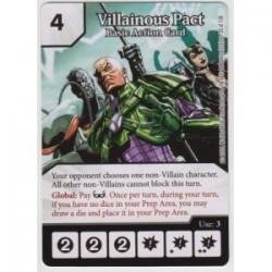 Villainous Pact, Basic...