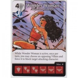 Wonder Woman - Warrior...