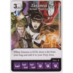 Zatanna - Actual Magician - C