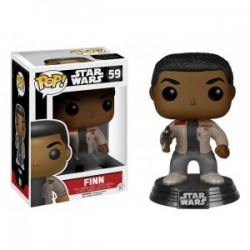 Pop! Star Wars: Finn (caja...