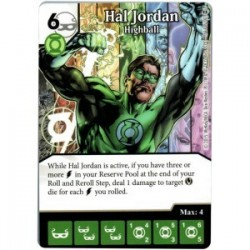 011 - Hal Jordan - Highball...