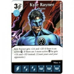016 - Kyle Rayner - Artist...