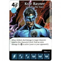 018 - Kyle Rayner - Look To...