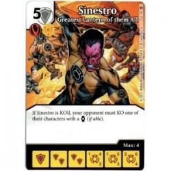 023 - Sinestro - Greatest...