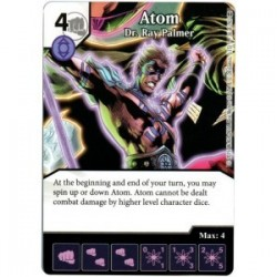 036 - Atom - Dr. Ray Palmer...