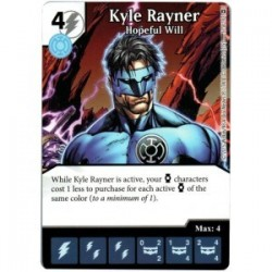 051 - Kyle Rayner - Hopeful...