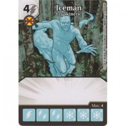 007 - Iceman - Cryokinetic...