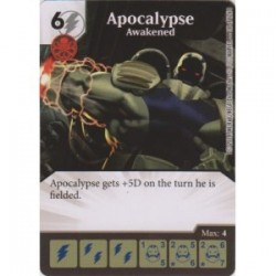 036 - Apocalypse - Awakened...