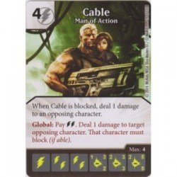 039 - Cable - Man of Action...