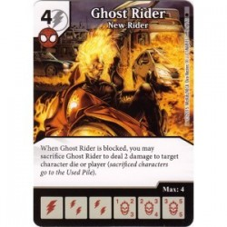 008 - Ghost Rider - New...