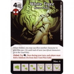 024 - White Tiger - Razor...