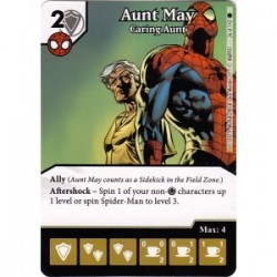 036 - Aunt May - Caring...