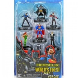 Fast Forces World's Finest