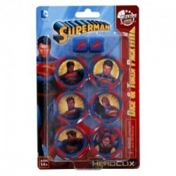 Superman Dice & Token Pack...