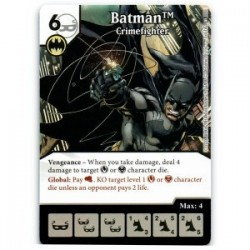 003 - Batman - Crimefighter...
