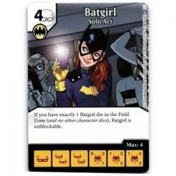 038 - Batgirl - Solo Act - C