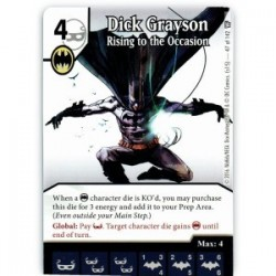 047 - Dick Grayson - Rising...