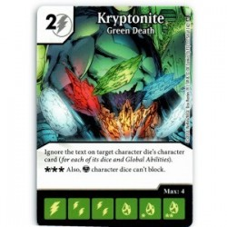 054 - Kryptonite - Green...