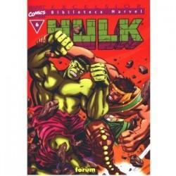 Biblioteca Marvel. Hulk, 6
