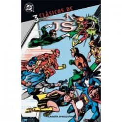 Clásicos DC JSA, 3