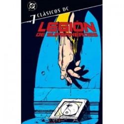 Clásicos DC Legión de...