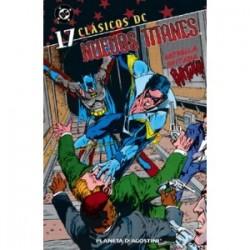 Clásicos DC Nuevos Titanes, 17