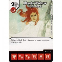 001 - Black Widow - C
