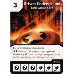 025 - Driven Underground - C