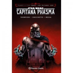 Star Wars. Capitana Phasma