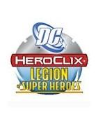 Figuras del set Legion Of Super Heroes