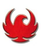 Productos del juego de cartas Aguila Roja