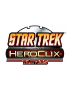 Figuras sueltas del set Heroclix Star Trek: Tactics.