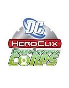 Figuras del set Green Lantern Corps
