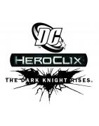 Figuras sueltas del set Heroclix Dc The Dark Knight Rises.