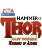 Venta de figuras sueltas del Fast Forces Warriors of Asgard Heroclix