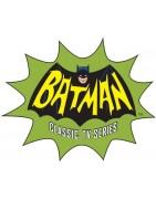 Figuras sueltas y material sellado de la colección DC Heroclix Batman Classic TV