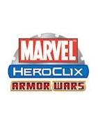 Figuras del set Armor Wars.