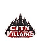 Figuras del set City of Villains.
