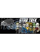 Material relacionado con la colección de Star-Trek Skele-treks
