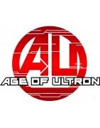 Figuras sueltas y material sellado del evento Age Of Ultron de Marvel Heroclix.