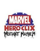 Figuras del set Mutant Mayhem.