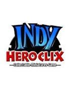 Figuras del set Indy.