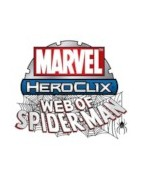 Figuras del set Web Of Spider-man