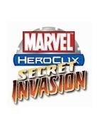 Venta de figuras heroclix del set Secret Invasion